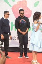 Arjun Kapoor, Raj Thackeray at Be Happy event in Mumbai on 14th Jan 2017 (53)_587b686975a0c.JPG