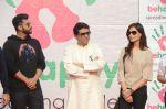Arjun Kapoor, Raj Thackeray at Be Happy event in Mumbai on 14th Jan 2017 (74)_587b6870939d2.JPG
