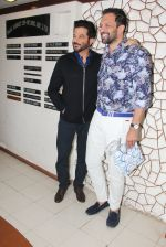 Anil Kapoor at Javed Akhtar_s birthday on 17th Jan 2017 (12)_58807e739ac2d.JPG