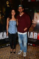 Hrithik Roshan, Yami Gautam promote Kaabil on 17th Jan 2017 (1)_58805d4fbbf38.jpg