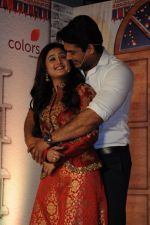 Rashmi Desai, Siddharth Shukla at Dil Se Dil Tak new show on Colors on 18th Jan 2017 (108)_58808c7829550.JPG