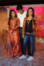 Rashmi Desai, Siddharth Shukla, Jasmin Bhasin at Dil Se Dil Tak new show on Colors on 18th Jan 2017 (173)_58808c833b9ad.JPG