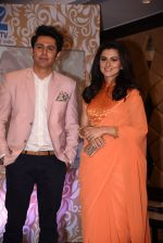 Sudeep Sahir, Riddhi Dogra at Woh Apna Sa show for ZEE on 17th Jan 2017 (75)_588082ee35c10.JPG