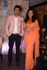 Sudeep Sahir, Riddhi Dogra at Woh Apna Sa show for ZEE on 17th Jan 2017 (77)_588082a4acae3.JPG