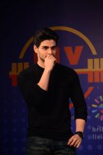 Sooraj Pancholi snapped at Sony Liv fitness event on 19th Jan 2017 (46)_5881d256825da.JPG