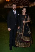 Dia Mirza at Ronnie Screwala daughter wedding reception on 20th Jan 2017 (20)_588379a10db85.JPG