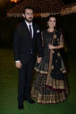 Dia Mirza at Ronnie Screwala daughter wedding reception on 20th Jan 2017 (21)_588379a1d461d.JPG