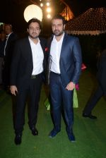 Harman Baweja at Ronnie Screwala daughter wedding reception on 20th Jan 2017 (362)_588379fa3cda9.JPG