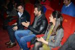 Hrithik Roshan and Yami Gautam at Kaabil Press Conference in Delhi on 20th Jan 2017 (2)_58836a1207e1f.JPG
