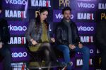 Hrithik Roshan and Yami Gautam at Kaabil Press Conference in Delhi on 20th Jan 2017 (4)_58836a3bd9bdc.JPG