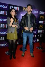Hrithik Roshan and Yami Gautam at Kaabil Press Conference in Delhi on 20th Jan 2017 (12)_58836a3d86eb2.JPG