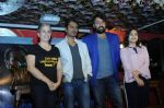 Nawazuddin Siddiqui, Shweta Tripathi, Guneet Monga, Shlok Sharma at Haraamkhor Success Bash in Mumbai on 20th Jan 2017 (13)_5883702dee209.JPG