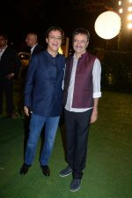 Rajkumar Hirani, Vidhu Vinod Chopra at Ronnie Screwala daughter wedding reception on 20th Jan 2017 (400)_58837ad823a9c.JPG