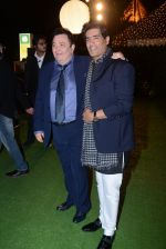 Rishi Kapoor at Ronnie Screwala daughter wedding reception on 20th Jan 2017 (355)_58837ae330123.JPG