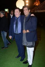Rishi Kapoor at Ronnie Screwala daughter wedding reception on 20th Jan 2017 (357)_58837ae462c3b.JPG
