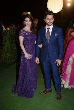 Soha ALi Khan, Kunal Khemu at Ronnie Screwala daughter wedding reception on 20th Jan 2017 (159)_58837b0b2811b.JPG