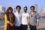 Beyond the clouds Shahid Kapoor_s brothers film launch on 22nd Jan 2017 (3)_5885aad27d7b3.jpg