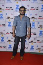 Karan Patel at Umang Show on 21st Jan 2017 (47)_5885a902cf41f.JPG