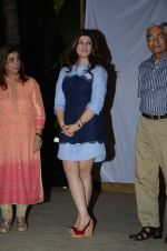 Twinkle Khanna at Angel Xpress foundation ngo event at Bandra fort on 21st Jan 2017 (21)_5885a724cd14b.JPG