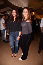 Twinkle Khanna, Suzanne Khan at Kaabil premiere on 23rd Jan 2017