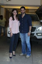 Soha Ali Khan and Kunal Khemu snapped on the occasion of their wedding anniversary on 25th Jan 2017 (4)_58899e2402ed7.jpg