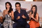 Amyra Dastur, Sonu Sood, Disha Patani at Kungfu Yoga interview on 25th Jan 2017 (30)_588ae6de21a0a.JPG