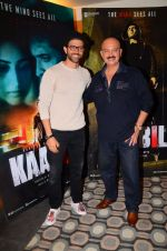 Hrithik Roshan, Rakesh Roshan at Kaabil interview on 25th Jan 2017 (3)_588ae78f67b71.JPG