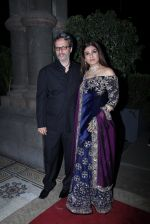 Raveena Tandon at Radha Kapoor_s Wedding Reception on 28th Jan 2017 (48)_588df906a7b8f.JPG