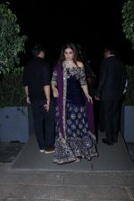 Raveena Tandon at Radha Kapoor_s Wedding Reception on 28th Jan 2017 (49)_588df9084c7c5.JPG