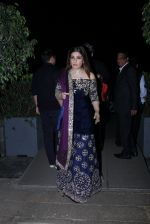 Raveena Tandon at Radha Kapoor_s Wedding Reception on 28th Jan 2017 (51)_588df90b6a3fb.JPG