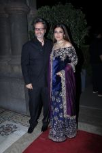 Raveena Tandon at Radha Kapoor_s Wedding Reception on 28th Jan 2017 (52)_588df90d0c182.JPG