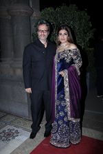 Raveena Tandon at Radha Kapoor_s Wedding Reception on 28th Jan 2017 (55)_588df912211f1.JPG