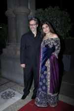 Raveena Tandon at Radha Kapoor_s Wedding Reception on 28th Jan 2017 (57)_588df915861c1.JPG