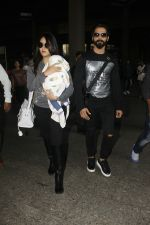 Shahid Kapoor, Mira Rajput snapped at airport on 28th Jan 2017 (56)_588dfd93ed939.JPG