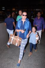 Lara Dutta snapped at airport on 29th Jan 2017 (2)_588edfb8630a4.JPG