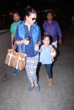 Lara Dutta snapped at airport on 29th Jan 2017 (3)_588edfbc1fc22.JPG