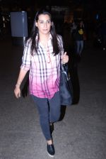 Mana Shetty snapped at airport on 29th Jan 2017 (9)_588edfc203760.JPG
