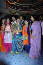 Himani Shivpuri at Ek Vivah Aisa Bhi tv show launch on 31st Jan 2017 (24)_589188527b4da.JPG