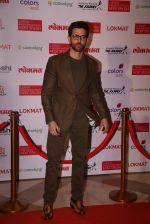 Hrithik Roshan at Lokmat Maharashtra_s Most Stylish 2017 on 31st Jan 2017,1 (332)_58918d2c1a6bb.JPG