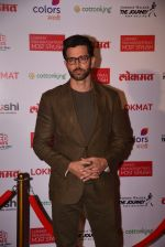 Hrithik Roshan at Lokmat Maharashtra_s Most Stylish 2017 on 31st Jan 2017,1 (341)_58918d37f3926.JPG