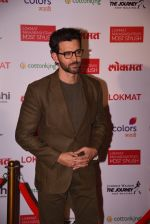Hrithik Roshan at Lokmat Maharashtra_s Most Stylish 2017 on 31st Jan 2017,1 (343)_58918d3a75054.JPG