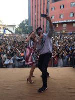 Hrithik Roshan, Yami Gautam promote Kaabil in Ahmedabad on 31st Jan 2017 (1)_58917ed23be6f.JPG