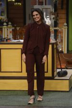 Huma Qureshi promote Jolly LLB 2 on the sets of The Kapil Sharma Show on 31st Jan 2017 (104)_58918910d7fe5.JPG
