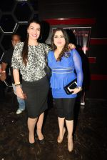 Mink Brar with Mishti Mukherjee at the Launch of DIA- Deepshikha Institute Of Acting & birthday bash of Kaishav Arora on 5th Feb 2017_5898251da47bb.JPG