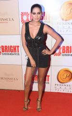 Poonam Pandey at 3rd Bright Awards 2017 in Mumbai on 6th Feb 2017_58999381787b4.JPG