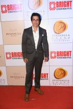 Sonu Sood at 3rd Bright Awards 2017 in Mumbai on 6th Feb 2017_589993d23488f.JPG