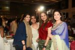 Akanksha Malhotra, Jyoti Mukherji , Madhu, Amrita Raichand at Araaish Exhibition on 7th Feb 2017