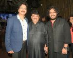 Jeetu  Shankar with Friends at the Launch of Youngest Music Composer in Golden Book of World Records 2016 Pranjali Sinha_s new album MERE SAPNE_589fd2fc655c6.JPG
