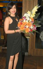 Shibani Kashyap at the Launch of Youngest Music Composer in Golden Book of World Records 2016 Pranjali Sinha_s new album MERE SAPNE_589fd34a67f38.JPG