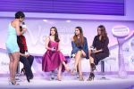 Deepika Padukone, Soha Ali Khan, Neha Dhupia At Launch Of Gillette Venus Breeze on 23rd Feb 2017 (15)_58aff068a19c6.JPG